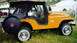The Vintage Jeep Barn Cj 5