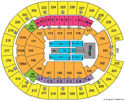 Amway Center Tickets Seating Charts And Schedule In Orlando