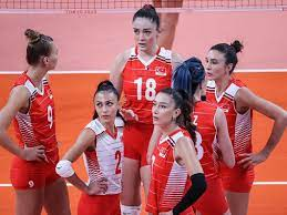 A Milli Kadın Voleybol Takımı, 2020 Tokyo Olimpiyat Oyunları'nda İtalya'ya  mağlup oldu