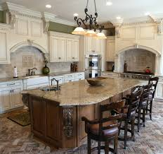 Custom Kitchen Island Modern Square White Wood Wooden Kitchen Island Laminate Countertop