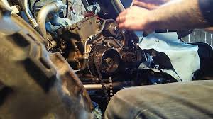 Yamaha 660 raptor changing timing chain without pulling one way ...