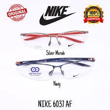 jual frame kacamata pria nike sporty