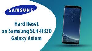 Samsung Galaxy Axiom SCH-R830 ...