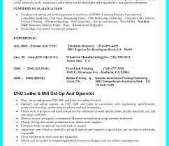 Machine Operator Resume Samples Best Machine Operator Resume Example ...