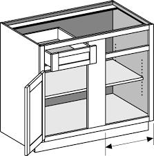 Corner Base Kitchen Cabinet Base Cabinets Cabinet Joint