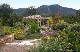 working with nature we can create inviting low water use landscapes and outdoor