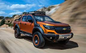 Truck chevy concept truck : Is This Chevy Colorado Xtreme Concept a Glimpse at the Next ...