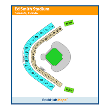 Ed Smith Stadium Seating Chart Ed Smith Stadium Events And Concerts In Sarasota Ed Smith