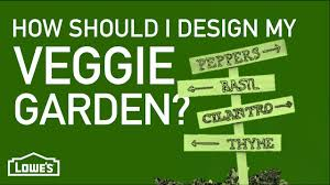 Small Picture How Should I Design My Vegetable Garden Gardening Basics w