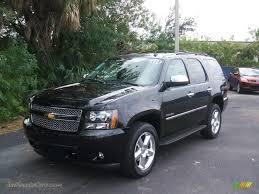 2011 Chevrolet Tahoe LTZ 4x4 in Black Granite Metallic - 226363 ...