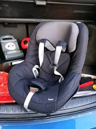 maxi cosi pearl car seat for group age 1 4