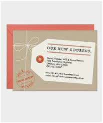 Business Announcement Cards Wonderfully 6 Best Of Business