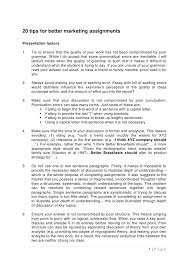 writing essay tips co 20 tips for better essay writing