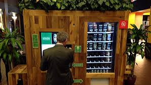Eco Vending Machine Impressive These Vending Machines Serve Fresh Veggies Instead Of Junk Food