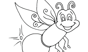firefly coloring page inside the very lonely sheet batman pages free printable full size lightning bug