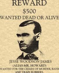 Jesse James Famous Quotes