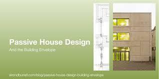 023 passive house design building envelope heavy