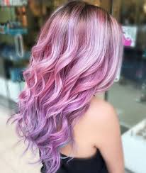 Hair Dye Beauty Fantasy Unicorn Purple