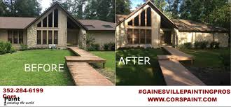 our painting company corspaint the gainesville painters is one of the most trustworthy and reliable companies to do business with in gainesville fl
