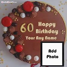 birthday cake by age wishes name and