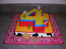 Toy Story Number 4 Cake Cakecentralcom