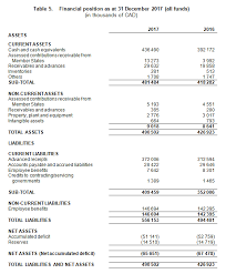 financial statement financial overview extracts of the audited financial statements