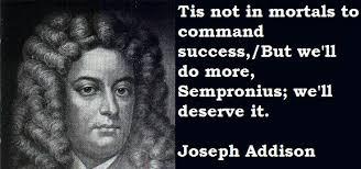 Joseph Addison Quotes | Insightful Quotes via Relatably.com