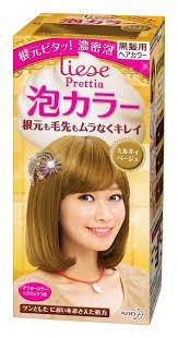 Liese Kao Bubble Hair Color Prettia