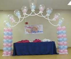 Decorating With Balloons Baby Shower Decorating Ideas For Boys Best Decoration Boy