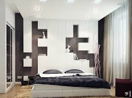 Small Modern Bedroom Decorating Furnitures Contemporary Bedroom Decor Modern Bedroom Closet Design