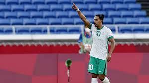 سالم الدوسري يدخل التاريخ بهدفه في مباراة السعودية ضد كوت ديفوار