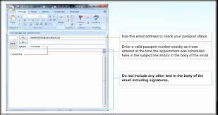 Email Resume Sample Message Progress Status Report Template
