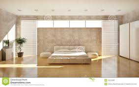 Contemporary Bedroom Interiors - Interior of bedroom
