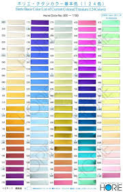 Up To Date Atas Metal Color Chart 2019