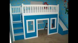 cool diy kids beds