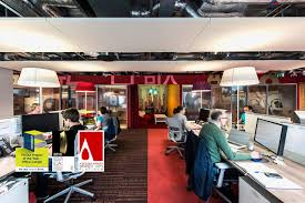 google office ireland. google campus dublin office architecture technology design camenzind evolution ireland