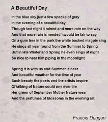 prettiest poems poems