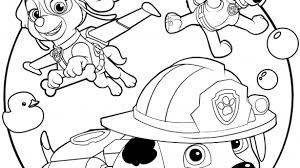 Dazzling Ideas Paw Patrol Printable Coloring Pages Sheets For Kids