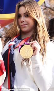 McKayla Maroney scowl meme: Gymnast pulls signature frown AGAIN at ... via Relatably.com
