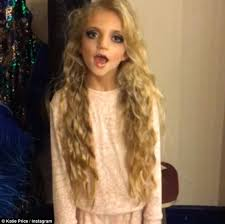13 year old wear makeup to should you wearing makeup her mother decided to book a