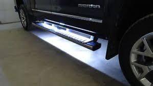 Running Board Side Step LED Light kit, Chevy Dodge GMC Ford Truck ...