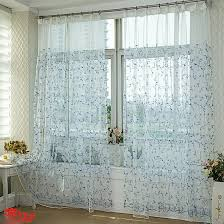 embroidery sheer curtains in fancy way loading zoom