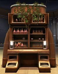 Star Wars Cabinet Swtor Zakuulan Cabinet Tor Decorating