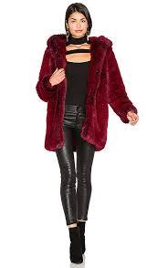faux fur coat 84