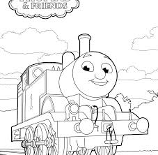 Thomas The Train Printables Packed With The Train Coloring Pages