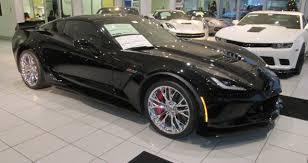 chevrolet corvette 2015 black. photo via sport chevrolet corvette 2015 black o