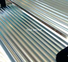 corrugated steel roof panel sheet metal metal roof corrugated metal roofing wave steel 10 ft galvanized