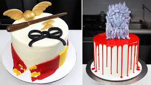 Top Best Birthday Cake Decorating Ideas Harry Potter Game Of