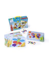<b>Мозаика PEGS</b> (10 мм)/ Развивающие игрушки <b>MINILAND</b> ...
