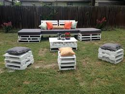 Diy outdoor seating Homemade Recycled Pallet Outdoor Seating Plan 101 Pallets Diy Pallet Outdoor Seating Furniture 101 Pallets